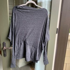 off the shoulder free people thermal